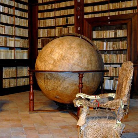 Visita alla Biblioteca di Fermo