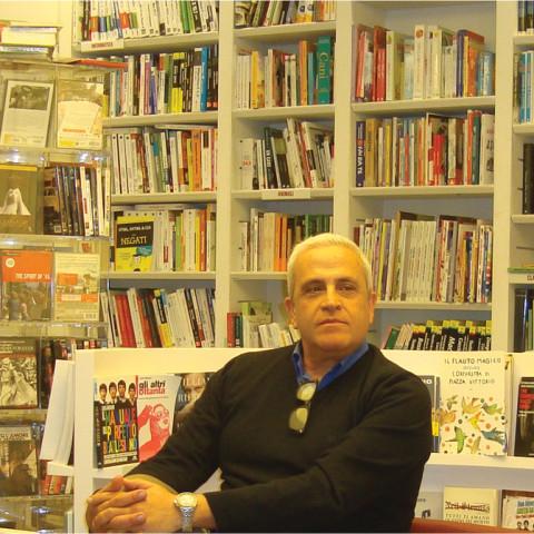 Incontro con Roberto Alajmo