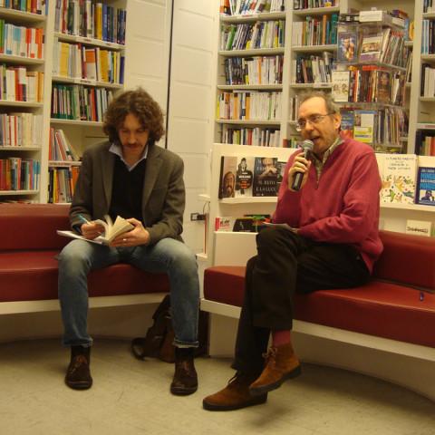 Incontro con Adriano Labbucci