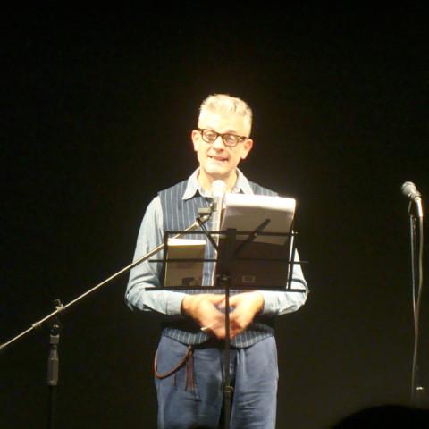 Incontro con l'autore Giuseppe Culicchia
