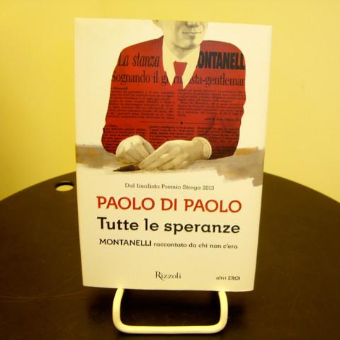 Incontro con l'autore Paolo Di Paolo