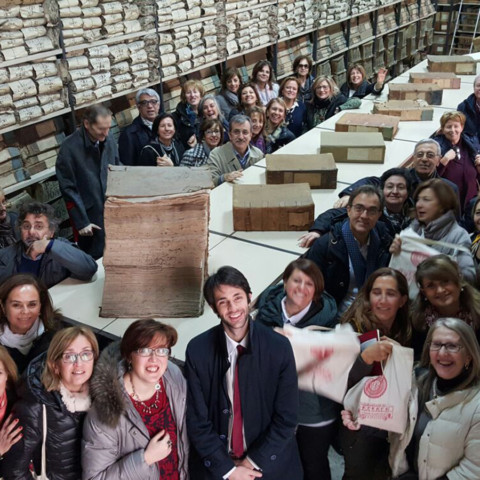 Visita all'Archivio Storico di Napoli