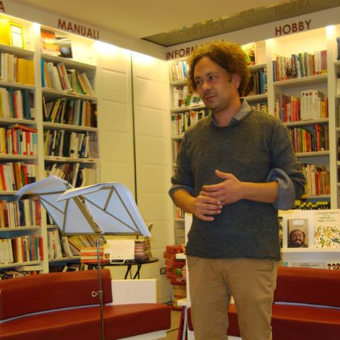 Incontro con l'autore Michele Santeramo