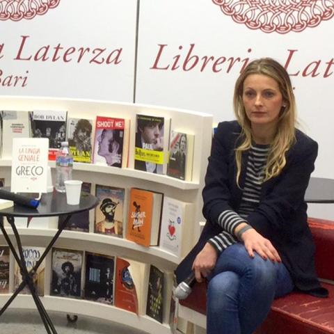 Incontro con l'autrice Andrea Marcolongo