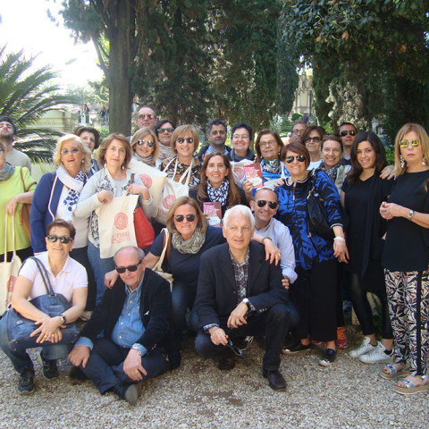 A Roma con Filippo La Porta