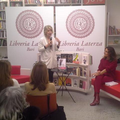 Incontro con la giornalista Tiziana Ferrario