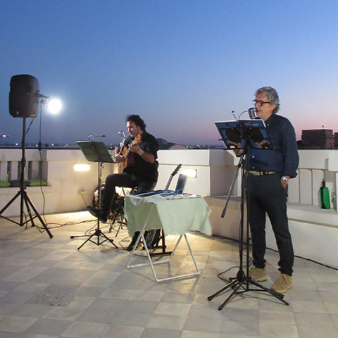 Incontro con Fulvio Frezza e Domenico Mezzina