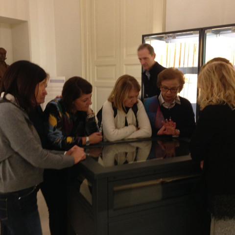 Visita alla Biblioteca di Corato