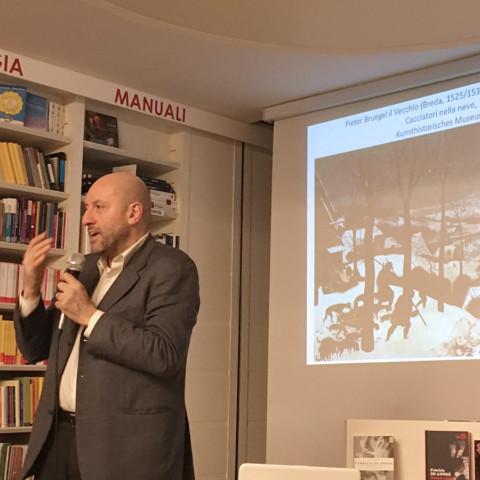 Incontro con Alessandro Vanoli