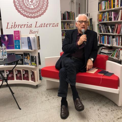 Incontro con Filippo La Porta