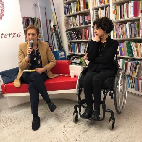 Incontro con Alessandra Sarchi