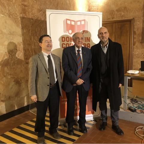 Conferenza con Lamberto Maffei e Alberto Casadei