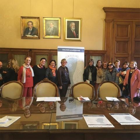 Conferenza stampa di presentazione della II edizione dei Dialoghi anteMeridiani