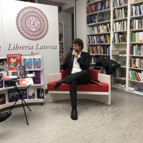 Incontro con Edoardo Vigna