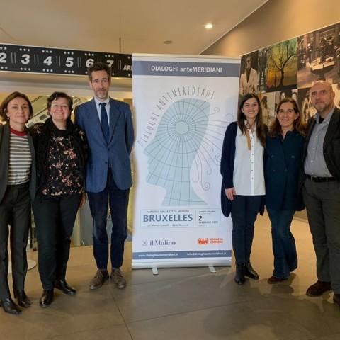 Dialoghi anteMeridiani: Secondo appuntamento con Bruxelles