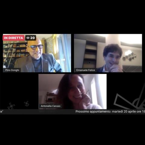 Secondo incontro dei Dialoghi postMeridiani - Utopie 2021