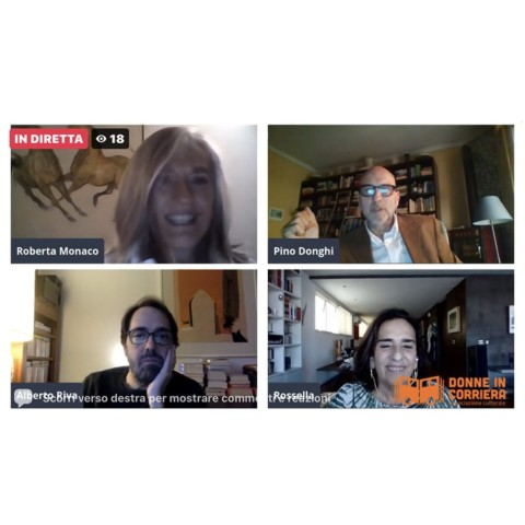 Quarto e ultimo incontro dei Dialoghi postMeridiani - Utopie 2021