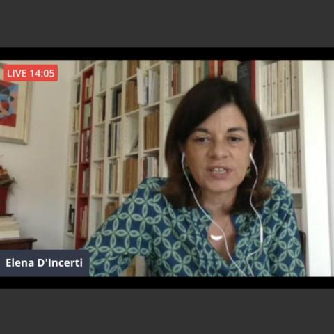 Incontro con Elena D'Incerti